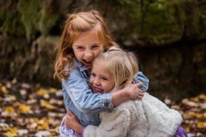 happy children after divorce